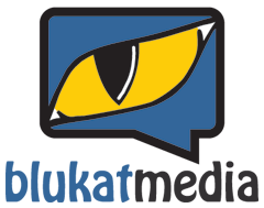 Blukat Media Mobile Retina Logo